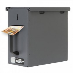 CAJA FUERTE PARA COBROS TRANSPORTABLE CASHBOX UP