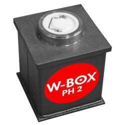 CAJA FUERTE SUELO W-BOX PH02 CAJA DE SEGURIDAD CON PUERTA REDONDA