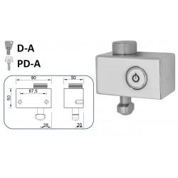 CIERRE LYF D-A / PD-A PARA PUERTA METÁLICA ENROLLABLE
