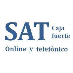 Servei assistència tècnica caixes fortes online i telefònic