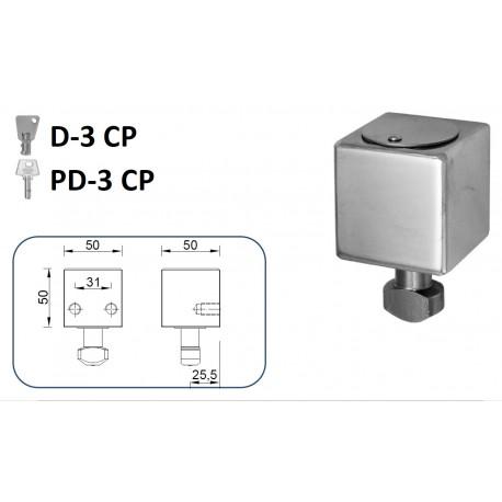 CIERRE LYF D-3 CP / PD-3 CP PARA PUERTA METÁLICA ENROLLABLE