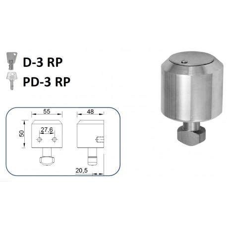 CIERRE LYF D-3 RP / PD-3 RP PARA PUERTA METÁLICA ENROLLABLE