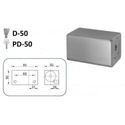 CIERRE LYF D-3 R / PD-3 R PARA PUERTA METÁLICA ENROLLABLE
