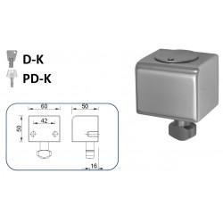 CIERRE LYF D-K / PD-K PARA PUERTA METÁLICA ENROLLABLE