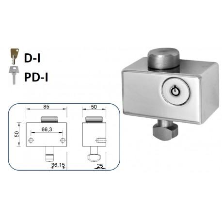 CIERRE LYF D-I / PD-I PARA PUERTA METÁLICA ENROLLABLE