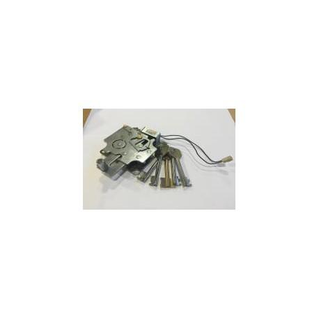CERRADURA SERIE 600 / 800 / 1000 ELECTRONICA DOBLE INTERVENCION RECAMBIO OLLE