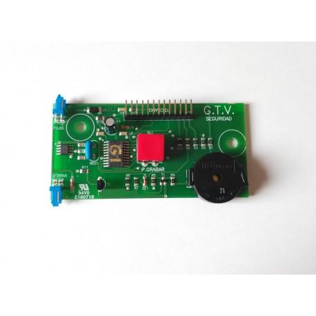 PLACA / CIRCUITO GTV GTR SSI RECAMBIO
