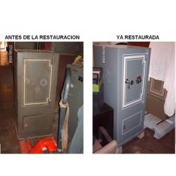 RESTAURACIÓN DE CAJAS FUERTES