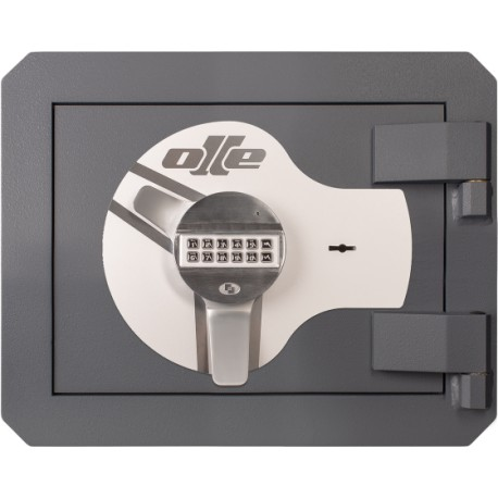 Caja fuerte Olle AF-1LE empotrar (cerr. llave + electrónico)