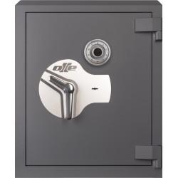 Caja fuerte Olle AT-3LM (cerradura de llave + combinación mecánica) grado I UNE EN 1143-1