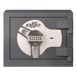 Caja fuerte Olle AT-1LE Serie I (cerradura de llave + combinación electrónica) nivel I UNE EN 1143-1