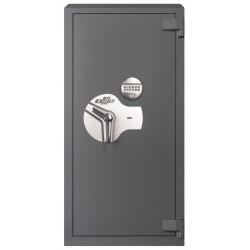 Caja fuerte Olle AT-6LE (cerradura llave + combinación electrónica) grado I UNE EN 1143-1