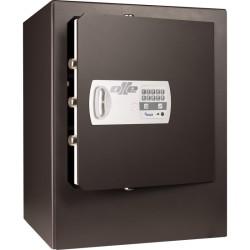 Caja fuerte OLLE S1005E zócalo de sobreponer