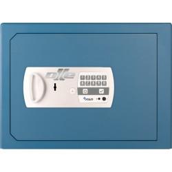 Caja fuerte Olle S802LE (llave + electrónico) de sobreponer
