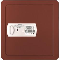 Caja fuerte Olle 603LE (llave + electrónica) empotrar