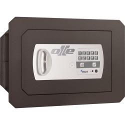 Detalle caja fuerte Olle 1001E (electrónica) para empotrar
