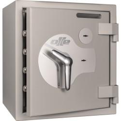 CAIXA FORTA OLLE AP2LLRP DOBLE INTERVENCIO (DOBLE PANY DE CLAU) SERIE IV ATM GRAU 4 ATM UNE EN 1143-1