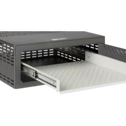Accesorio Olle Bandeja extensible VR020 para cajas para videograbador DVR VR120, VR120E, VR130 y VR130E