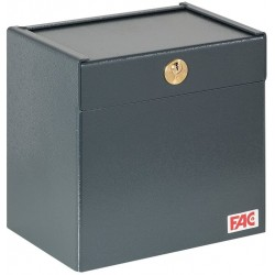 Caja fuerte FAC 6570 T especial para guardar efectivo en vehículos (coches, camiones, furgonetas etc.)