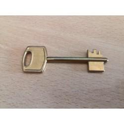 Copia de llave de emergencia Arregui para cajas fuertes electrónicas